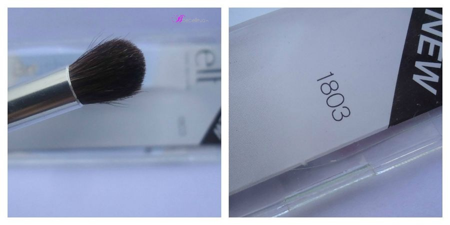 Blending eye brush de elf 1803