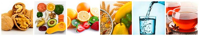 alimentos para mejorar las varices