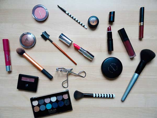 como conservar cosmeticos