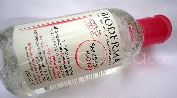 agua micelar bioderma opinion