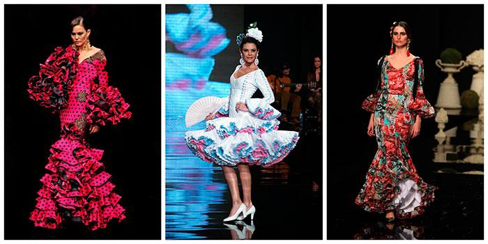 trajes de flamenca feria de abril