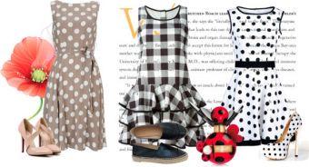 vestidos para ir a la feria de dia