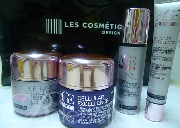 Age Ultimate Cellular Excellence les cosmetiques