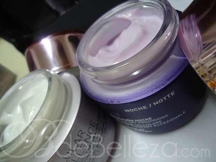 Crema Celular Reparación noche les cosmetiques