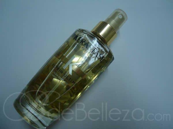 Aceite Kérastase Elixir Ultime Oleo Complexe Cabellos Finos