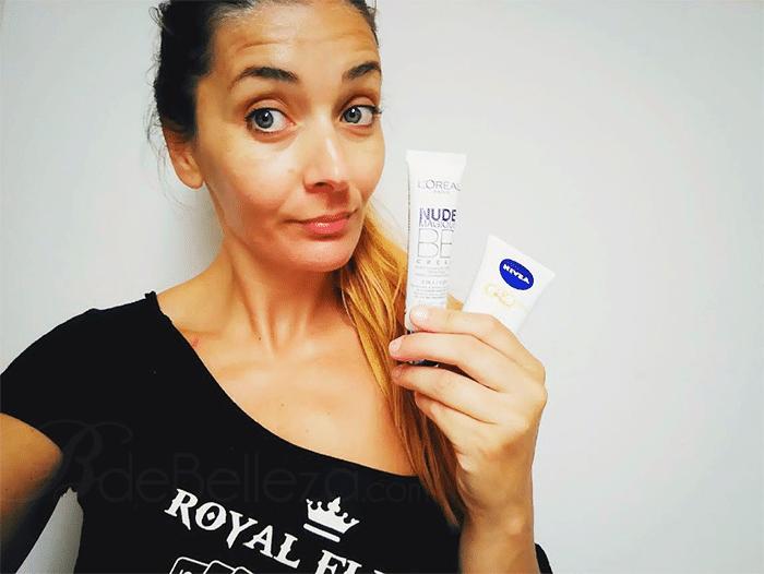 cuidar maquillaje piel grasa verano