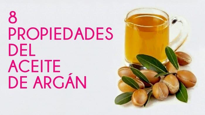 8 Propiedades del Aceite de Argán