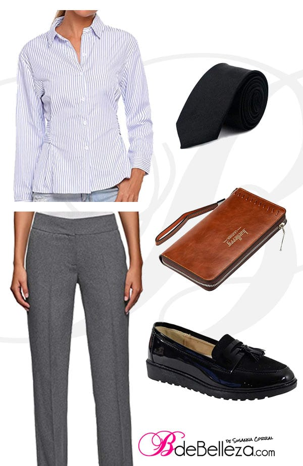 outfit masculino entrevista trabajo