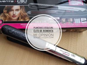 Rowenta Liss and Curl Elite review