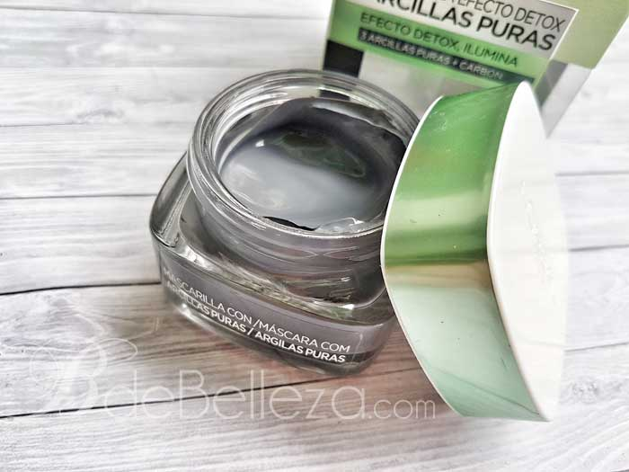mascarillas detox loreal opinion
