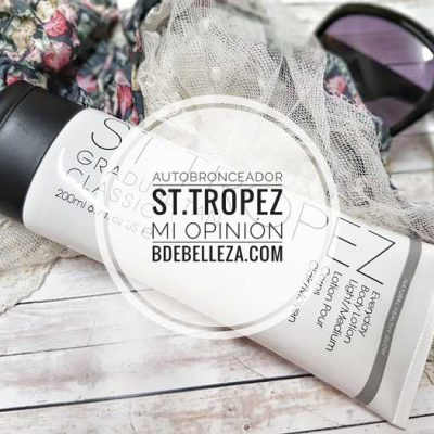 Autobronceador St Tropez Gradual Stan, Mi Opinión