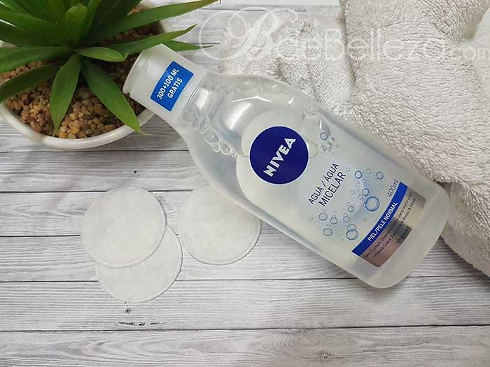agua micelar 3 en 1 de nivea