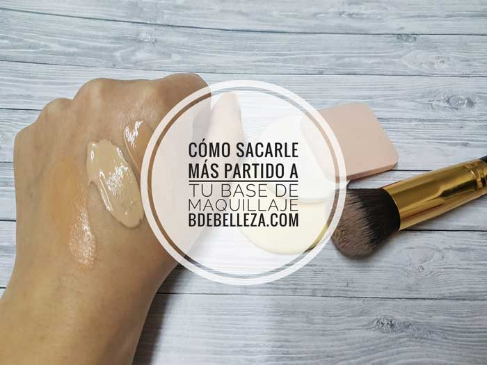 personalizar tu base de maquillaje