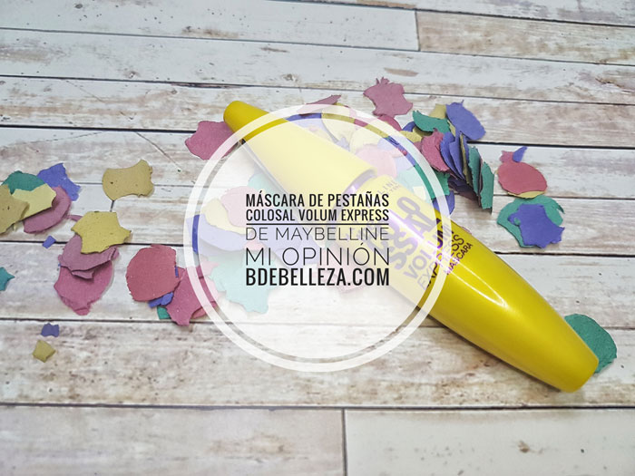 The Colosal Volum Express De Maybelline, Mi Opinión