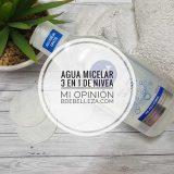 Agua Micelar 3 En 1 De Nivea, Mi Opinión