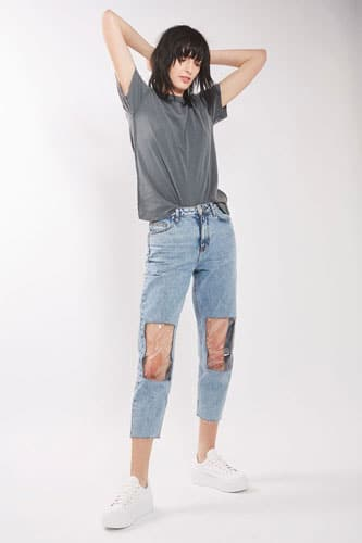 pantalones topshop vinilo tendencias en instagram