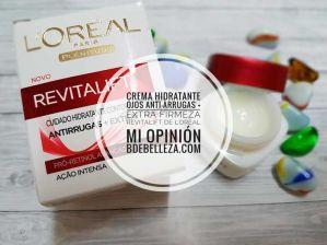 crema hidratante revitalift
