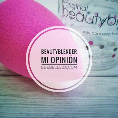 Beauty Blender Esponja De Maquillaje, Mi Opinión