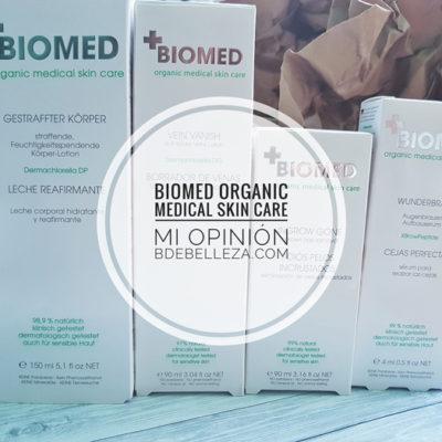 Biomed Organic Medical Skin Care, Mi Opinión