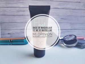base maquillaje fit me maybelline