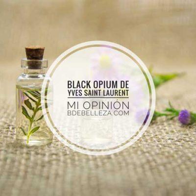 Black Opium de Yves Saint Laurent, Mi Opinión