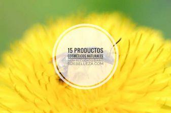 productos cosmeticos naturales