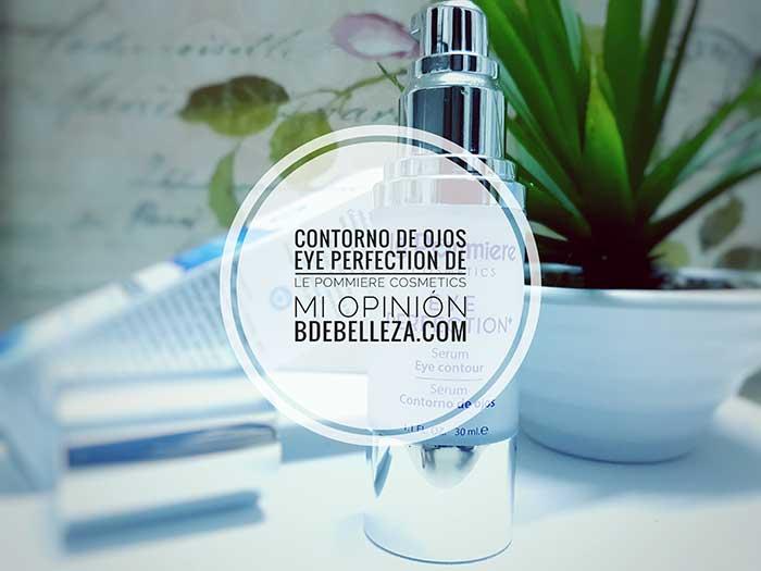 Contorno de Ojos Eye Perfection de Le Pommiere, Mi Opinión
