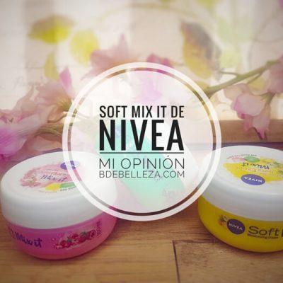 Nivea Soft Mix It, mi opinión