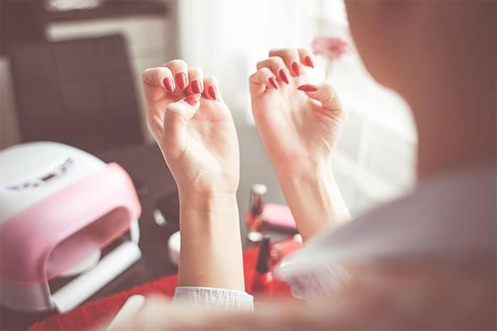 manicura pedicura