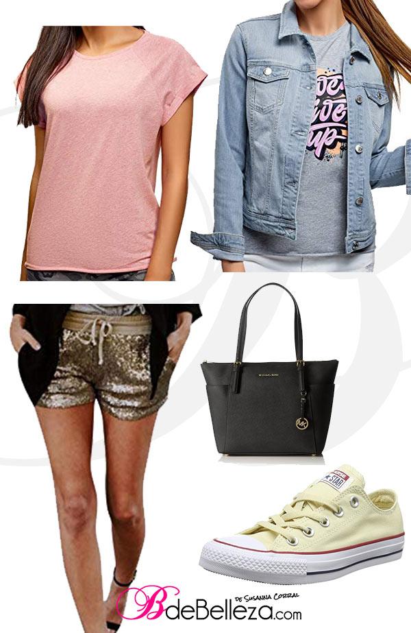 combinar lentejuelas outfit 4