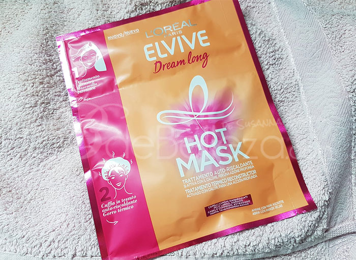 hot mask dream long elvive