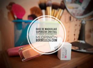 base maquillaje super stay 24h