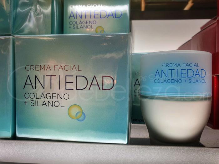 crema facial mercadona deliplus