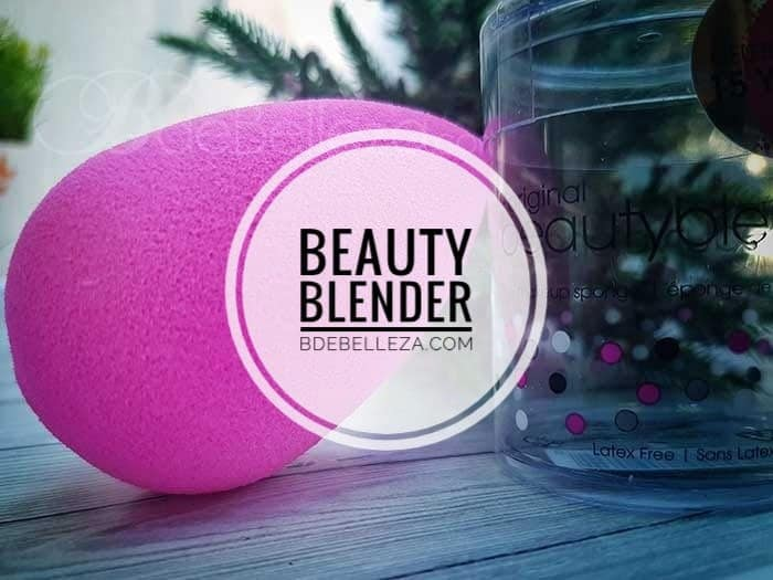 beauty blender esponja de maquillaje
