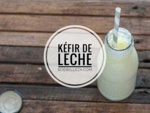 kefir de leche, propiedades