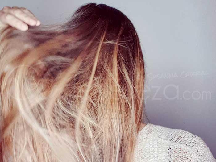 mascarilla casera para hidratar el pelo