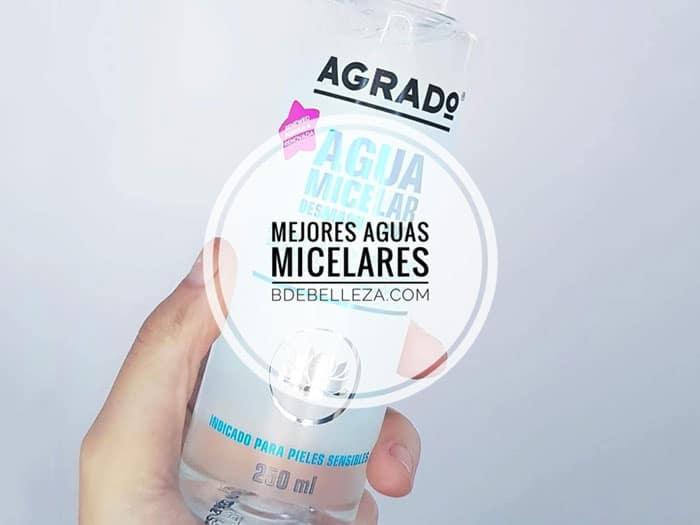 mejor agua micelar