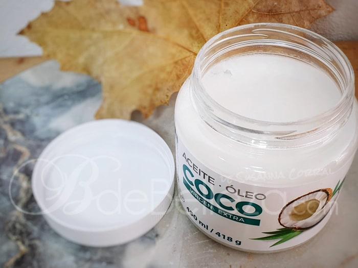 beneficios aceite coco mercadona