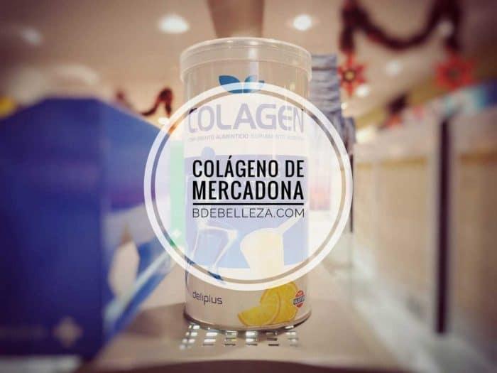 colageno hidrolizado mercadona