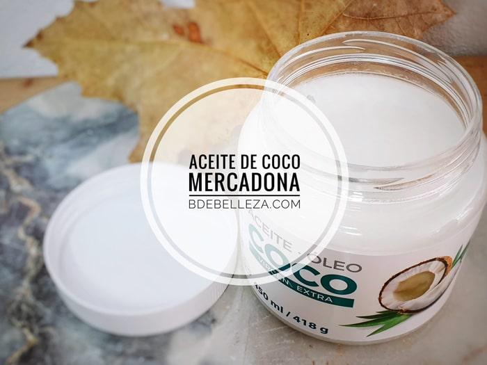 comprar aceite coco mercadona