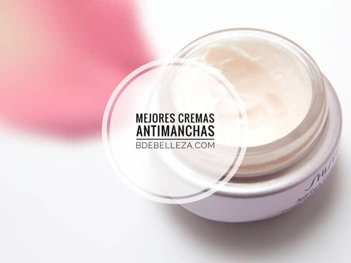 mejores cremas antimanchas