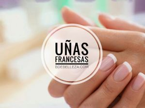 uñas francesas decoradas