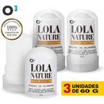 desodorante lola nature