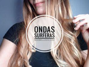 peinado ondas surferas