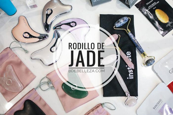 rodillo de jade