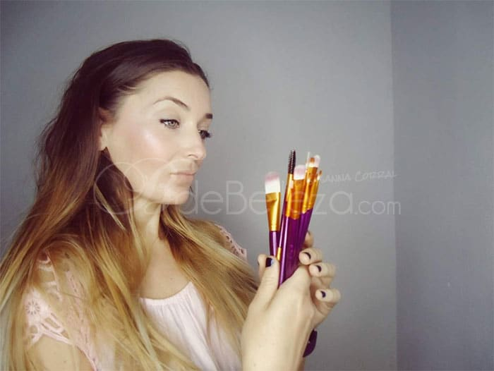 como aprender a maquillarse