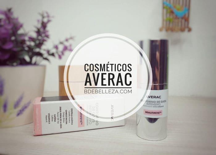 cosmeticos averac