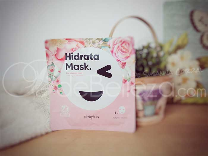 hidrata mask mercadona