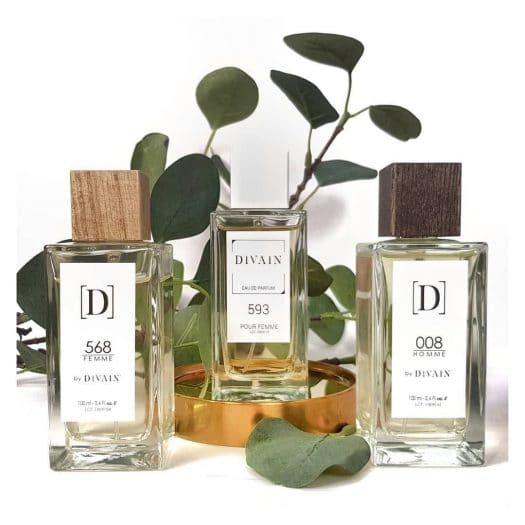 perfumes divain