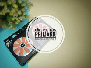 uñas postizas del primark